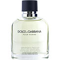 Dolce & Gabbana Aftershave 4.2 oz for men by Dolce & Gabbana