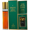Diamonds & Emeralds Edt Spray 1.7 oz & Parfum .12 Mini for women by Elizabeth Taylor