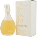 Halston Sheer Edt Spray 3.4 oz for women by Halston