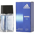 Adidas Moves Eau De Toilette Spray 1 oz for men by Adidas
