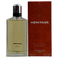 Heritage Edt Spray 3.4 oz for men by Guerlain