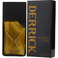 Derrick Black Eau De Toilette Spray 3.4 oz for men by Orlane