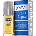 Jovan Sex Appeal Cologne Spray 3 oz for men by Jovan