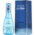 Cool Water Edt Spray 1 oz for women by Davidoff