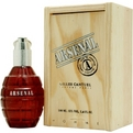Arsenal Red Eau De Parfum Spray 3.4 oz for men by Gilles Cantuel