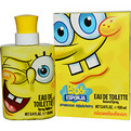 Spongebob Squarepants Eau De Toilette Spray 3.4 oz for men by Nickelodeon