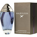Mauboussin Eau De Parfum Spray 3.4 oz for men by Mauboussin