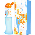 I Love Love Eau De Toilette Spray 1 oz for women by Moschino