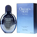 Obsession Night Eau De Toilette Spray 4 oz for men by Calvin Klein
