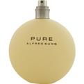 Pure Eau De Parfum Spray 3.4 oz *Tester for women by Alfred Sung