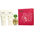 Cabotine Eau De Toilette Spray 3.4 oz & Body Lotion 6.7 oz & Shower Gel 6.7 oz for women by Parfums Gres