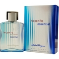 Incanto Essential Edt Spray 1.7 oz for men by Salvatore Ferragamo