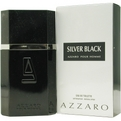 Azzaro Silver Black Edt Spray 1.7 oz for men by Azzaro