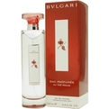 Bvlgari Red Tea Eau De Cologne Spray 1.7 oz for women by Bvlgari