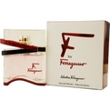 F By Ferragamo Eau De Parfum Spray 1.7 oz for women by Salvatore Ferragamo