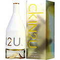 Ck In2u Eau De Toilette Spray 5 oz for women by Calvin Klein