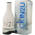 Ck In2u Edt Spray 1.7 oz for men by Calvin Klein