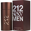 212 Sexy Eau De Toilette Spray 3.4 oz for men by Carolina Herrera