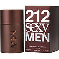 212 Sexy Eau De Toilette Spray 1.7 oz for men by Carolina Herrera