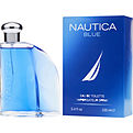 Nautica Blue Eau De Toilette Spray 3.4 oz for men by Nautica