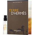 Terre d'Hermes Edt Spray Vial On Card for men by Hermes