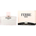 Ferre Rose Eau De Toilette Spray 3.4 oz for women by Gianfranco Ferre