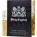 Dirty English Edt Spray Vial On Card for men by Juicy Couture