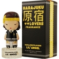 Harajuku Lovers Lil' Angel Eau De Toilette Spray 1 oz for women by Gwen Stefani