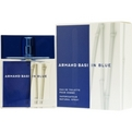 Armand Basi In Blue Edt Spray 3.4 oz for men by Armand Basi