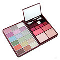 Cameleon Makeup Kit G0139-1 : 18x Eyeshadow, 2x Blusher, 2x Pressed Powder, 4x Lipgloss --- for women by Cameleon