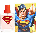 Superman Eau De Toilette Spray 3.4 oz for men by Cep