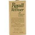 Royall Vetiver Lotion Cologne 8 oz for men by Royall Fragrances