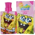 Spongebob Squarepants Spongebob Eau De Toilette Spray 3.4 oz (10th Anniversary Edition) for women by Nickelodeon