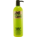 LOVE PEACE & THE PLANET Haircare ved Tigi