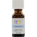 Essential Oils Aura Cacia Euphoria-Essential Oil Blend .5 oz for unisex by Aura Cacia