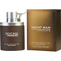 Yacht Man Chocolate Edt Spray 3.4 oz for men by Myrurgia