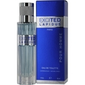 Excited Eau De Toilette Spray 1 oz for men by Ted Lapidus