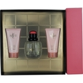 Paris Eau De Toilette Spray 2.5 oz & Body Lotion 1.6 oz & Shower Gel 1.6 oz for women by Yves Saint Laurent