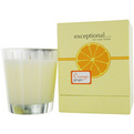 ORANGE GINGER - LIMITED EDITION Candles poolt Exceptional Parfums