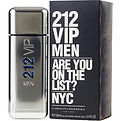 212 Vip Edt Spray 3.4 oz for men by Carolina Herrera