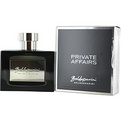 Baldessarini Private Affairs Edt Spray 3 oz for men by Hugo Boss