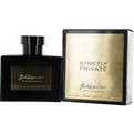 BALDESSARINI STRICTLY PRIVATE Cologne ar Hugo Boss