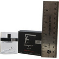 F By Ferragamo Pour Homme Black Eau De Toilette .17 oz Mini for men by Salvatore Ferragamo