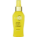 Its A 10 Miracle Leave In Product For Blondes 4 oz for unisex by It's A 10