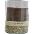 CHOCOLATE HAZLENUT SCENTED Candles per Chocolate Hazlenut Scented