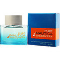 Nautica Pure Discovery Eau De Toilette Spray 1.7 oz for men by Nautica