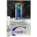 Just Cavalli Blue Eau De Toilette Vial for men by Roberto Cavalli