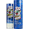 Ed Hardy Love & Luck Eau De Toilette Spray 6.8 oz for men by Christian Audigier
