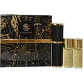 Amouage Epic Eau De Parfum Refillable Spray .33 oz And Two Eau De Parfum Refill .33 oz (Travel Size) for men by Amouage