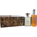Amouage Reflection Eau De Parfum Spray 3.4 oz & Shower Gel 10 oz for men by Amouage
